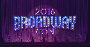 Photo credit: Permission from 2016 BroadwayCon helpers!